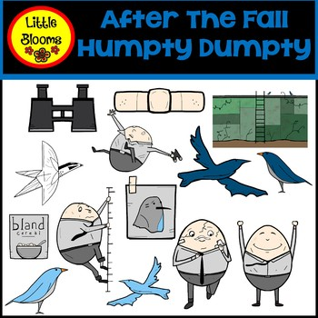 After the Fall Humpty Dumpty Clip Art