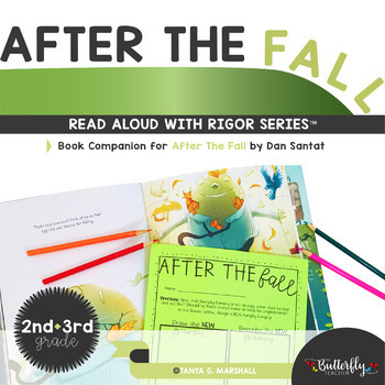 After the Fall: Digital & Printable Read Aloud Companion for Distance Learning