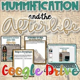 Afterlife and Mummification {Digital}