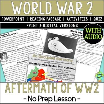 World War 2 Effects, World War 2, WW2, WWII