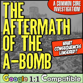 Aftermath of the Atomic Bomb: What Consequences Lingered?