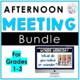 Afternoon Meetings All Year Long Bundle