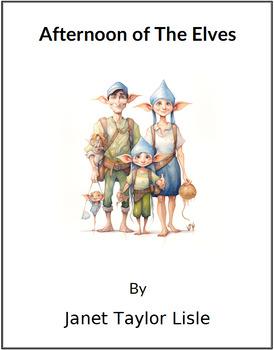 Afternoon of The Elves - (Reed Novel Studies)