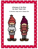 Afternoon of the Elves Literature Study tied to Common Core