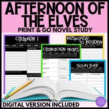 Afternoon of the Elves Novel Study