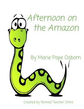 Afternoon on the Amazon Book Unit