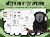 Afternoon on the Amazon: MTH #6: Centers & Activities (Too
