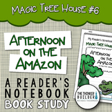 Afternoon on the Amazon: Magic Tree House #6 {A Book Study}