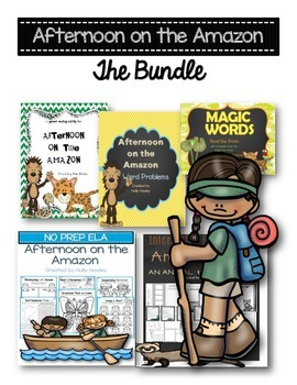 Afternoon on the Amazon The Ultimate BUNDLE