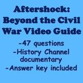 """""""Aftershock"""" Beyond the Civil War Video Guide (Reconstruction)"""