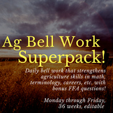 Ag Bell Work Superpack
