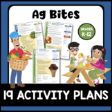 Ag-Bites: Activities About Agriculture