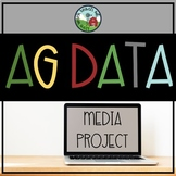 Ag Data Media Project (Researching statistics about agricultural commodities)