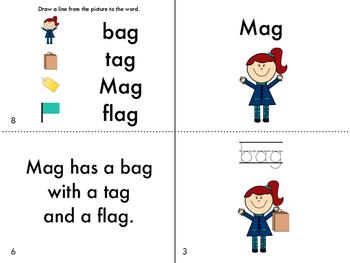 Ag Family Fluency Book