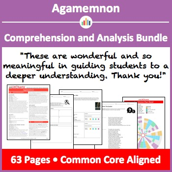 Agamemnon – Comprehension and Analysis Bundle