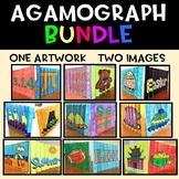Agamograph Art Activity Bundle