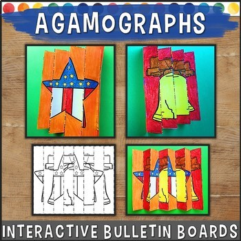 Agamograph Seasonal & Holiday Crafts for the Whole YEAR   17 Sets Included!