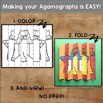 Agamograph Seasonal and Holiday Crafts for the Whole YEAR | 17 Sets Included!