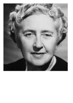 Agatha Christie Word Search