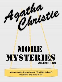 Agatha Christie's Mysteries: Volume Two (Editable)
