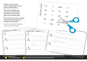Age 4–6 Phonics & Sentences | Set 3: ll (as in shell)
