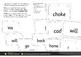 Age 4–6 Phonics & Sentences   Set 43: split digraphs u_e (as in cube & rude)