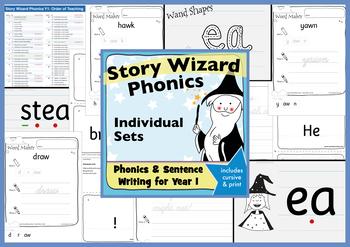 Age 4–6 Phonics & Sentences | Set 58: adding -ed to verbs