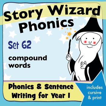 Age 4–6 Phonics & Sentences | Set 62: compound words