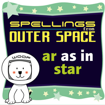 Age 4-6 Spellings: AR as in STAR