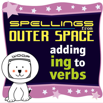 Age 4-6 Spellings: Adding ING to verbs