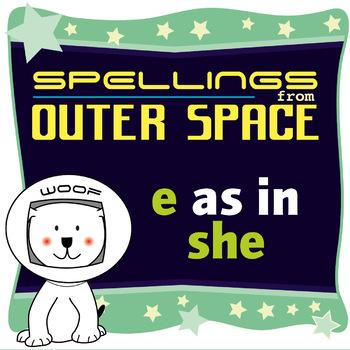 Age 4-6 Spellings: E as in SHE