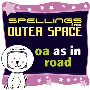 Age 4-6 Spellings: OA as in ROAD