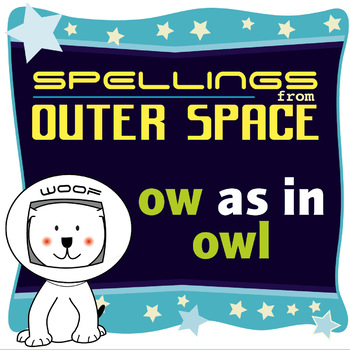 Age 4-6 Spellings: OW as in OWL