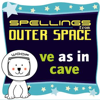 Age 4-6 Spellings: VE as in CAVE