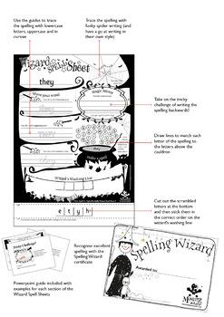 Age 5-6 Magic Spellings: Set 28 Words ending with Y as in BELLY
