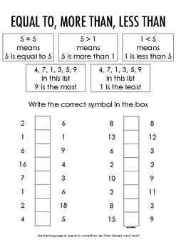 Age 5 Mathematics
