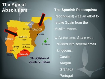 Absolutism: Age of Absolutism Unit Plan - Common Core
