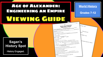 Age of Alexander Engineering an Empire Video Guide