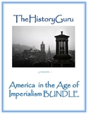 American Imperialism Unit BUNDLE (Spanish-American War, Pa