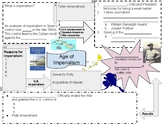 Age of American Imperialism Review Graphic Organizer