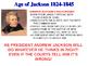 Age of Andrew Jackson