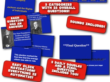 Age of Andrew Jackson Review! Play Review Game on Jackson, Trail of Tears, More!
