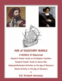 Age of Discovery:A  BUNDLE of Resources!