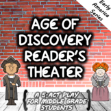 Age of Discovery/ Exploration Reader's Theater