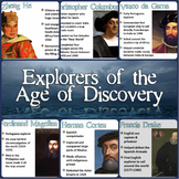 Age of Discovery Explorers Magic Portrait PowerPoint