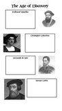 Age of Discovery- Graphic Organizer