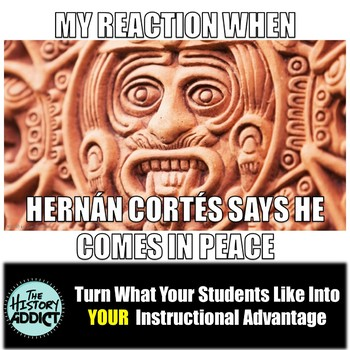 Mesoamerica (Maya, Aztec, Inca) & Age of Exploration (Discovery) Themed Memes