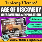 Mesoamerica (Maya, Aztec, Inca) & Age of Exploration (Disc