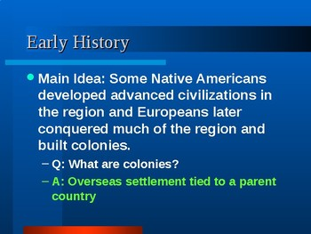 Age of Discovery - People of Latin America PowerPoint