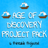 Age of Discovery Project Packet
